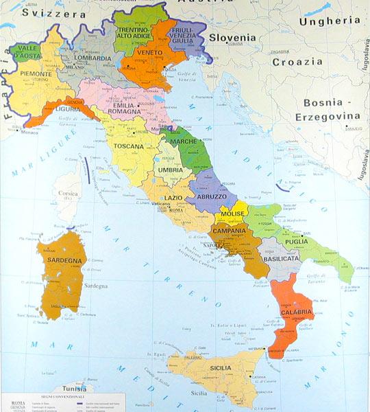 Lavello Potenza Cartina Geografica.Crotone E Capoluogo Della Basilicata Piazza Lucana
