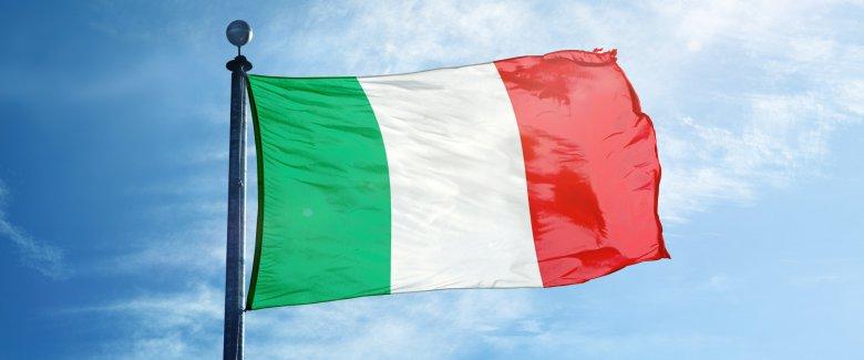 Risultato immagini per bandiera tricolore